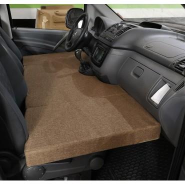 Delanteros Plegable Asientos Mercedes Cama 03 Vito 14 Tcl1J3FK