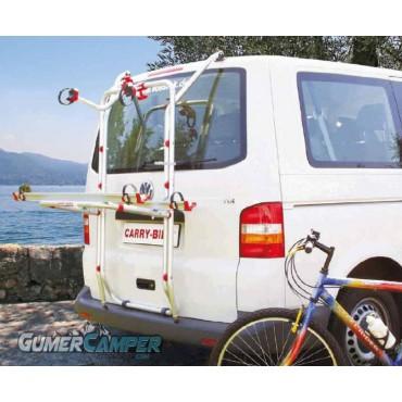 PORTABICICLETAS CARRY BIKE PRO VW T5 CON PORTON